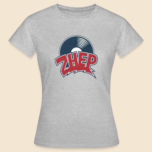 ZHEP T-Shirt Damen / mehrfarbiger digital Direktdruck - Frauen T-Shirt