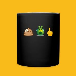 Aua Tasse - Tasse einfarbig