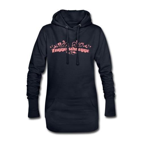 Zuggerschnegge - Print/rosa - Mädle - Hoodie-Kleid