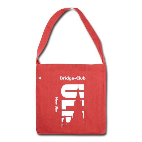 Bridgeclub - Schultertasche - Schultertasche aus Recycling-Material