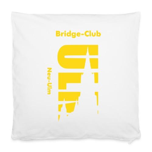 Bridgeclub - Kissen - Kissenbezug 40 x 40 cm