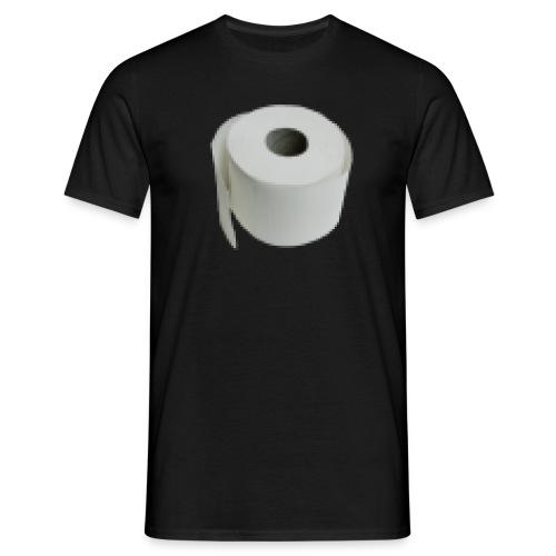 Pixel Papier - Männer T-Shirt