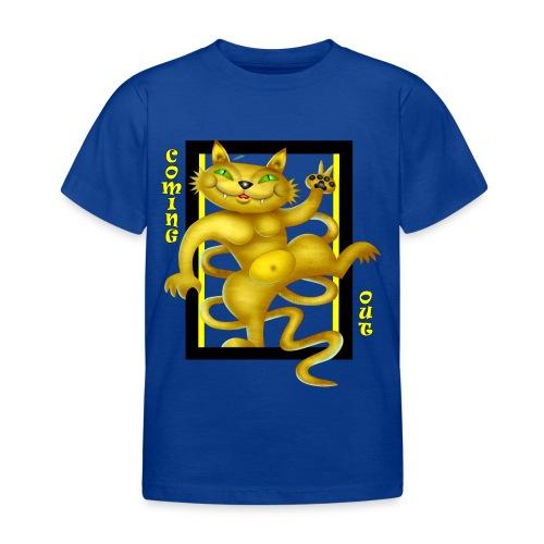 Naughty - Kinderen T-shirt