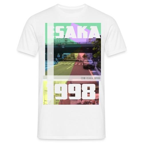 Esaka 98 - Men's T-Shirt