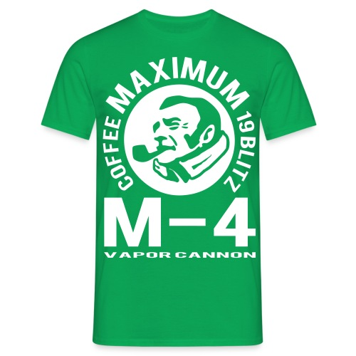 M-4 Maximum Avenger - Men's T-Shirt
