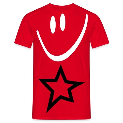 A - T-shirt herr