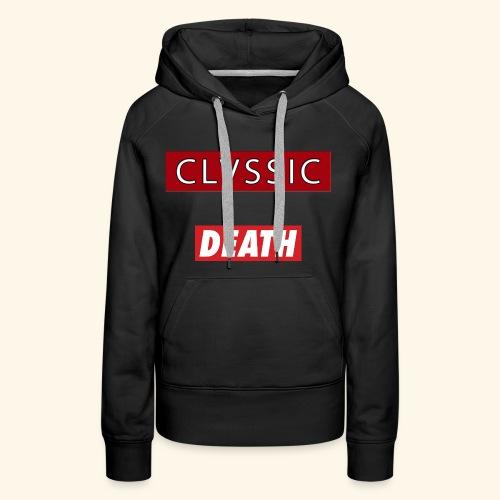 CL Death - Frauen Premium Hoodie