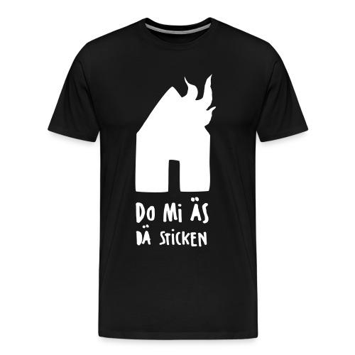 sticken - Männer Premium T-Shirt