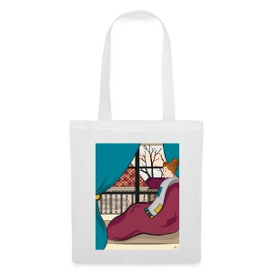 "Tote bag Moment cocooning"" - Tote Bag"