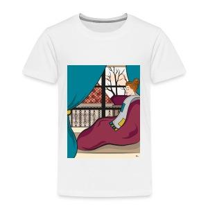 """T-shirt Enfant """"Moment cocooning"""" - T-shirt Premium Enfant"""