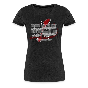 Der Weg - Frauen Premium T-Shirt