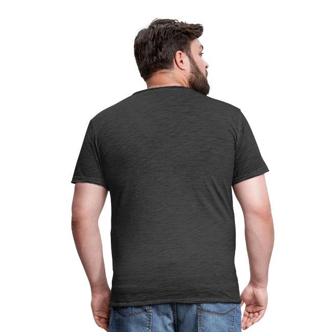 """T-shirt Homme """"Il en faut peu pour être heureux"""""""