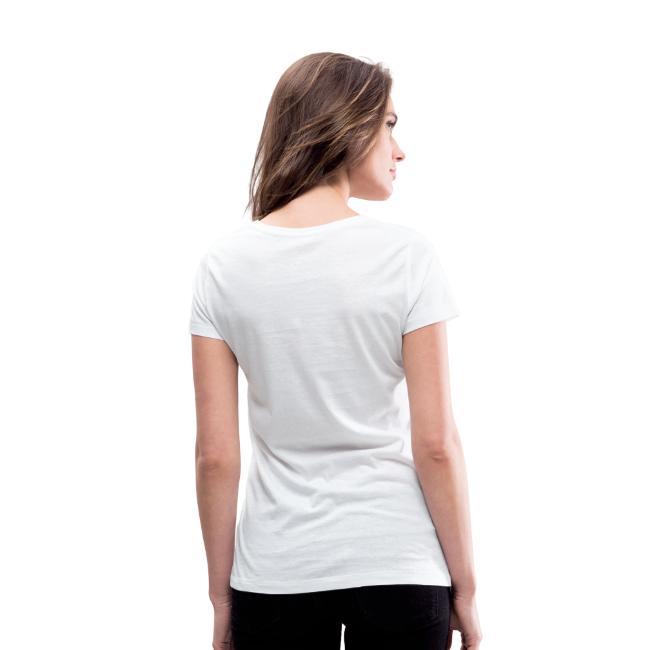 """T-shirt Femme """"Il en faut peu pour être heureux"""""""