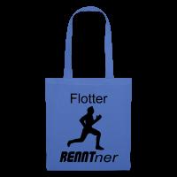 Sportlicher Rentner Ruhestand Geschenk Taschen & Rucksäcke
