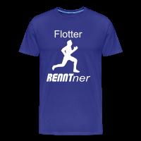Sportlicher Rentner Ruhestand Geschenk T-Shirts
