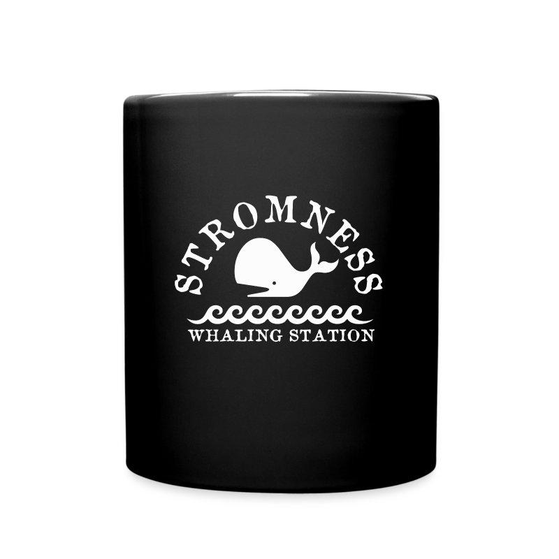 Sromness Whaling Station - Full Colour Mug