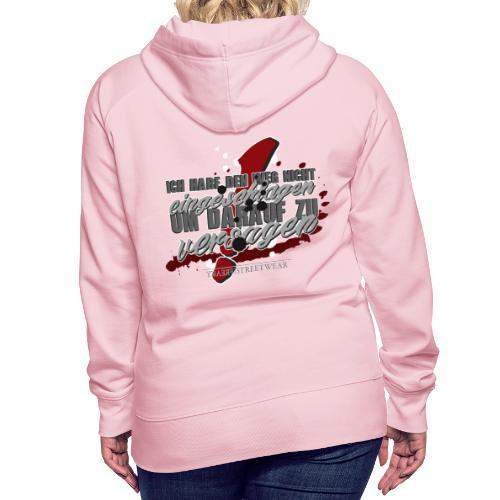Der Weg - Frauen Premium Hoodie