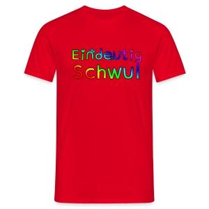 GAY PROUD - Männer T-Shirt
