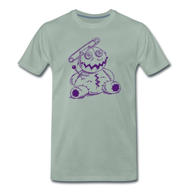 Voodoo - Männer Premium T-Shirt