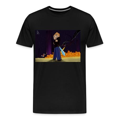 T-Shirt ChtiGamer Homme - T-shirt Premium Homme