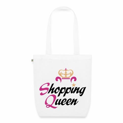 Bio-Stoffbeutel  Shopping Queen  - Bio-Stoffbeutel
