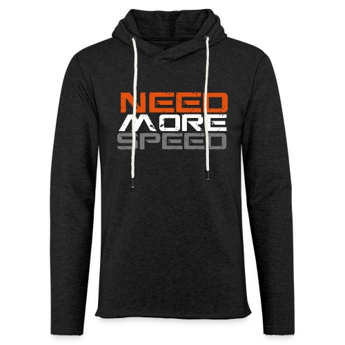 ND needmorespeed - Kevyt unisex-huppari