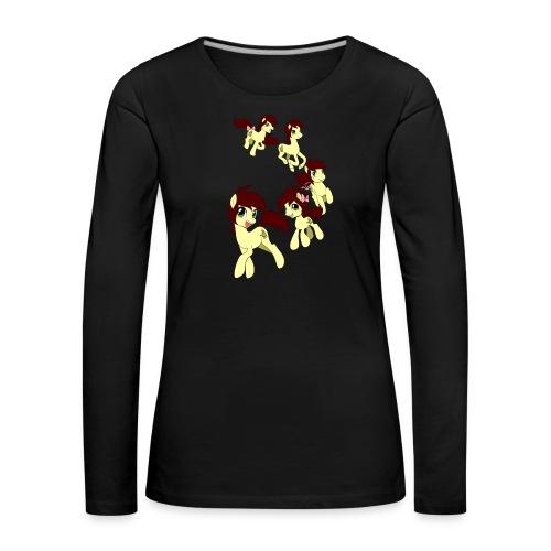 Bizaam GalaCon 2013 - Women's Premium Longsleeve Shirt