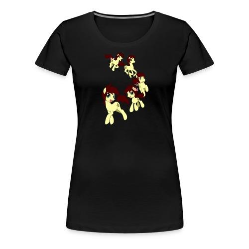 Bizaam GalaCon 2013 - Women's Premium T-Shirt