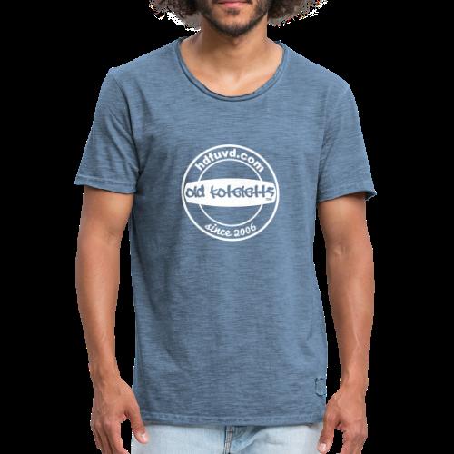 2006 Collection Vintage Shirt - Männer Vintage T-Shirt