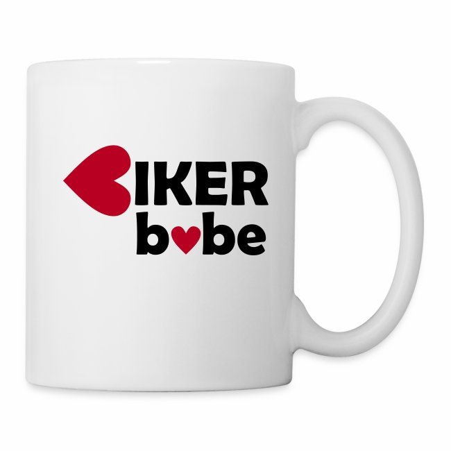 Mug - Biker Babe