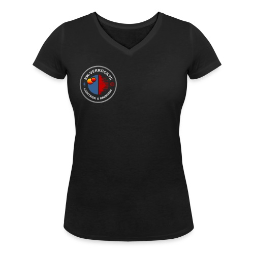 Frauen V-Ausschnitt-Shirt - Frauen Bio-T-Shirt mit V-Ausschnitt von Stanley & Stella