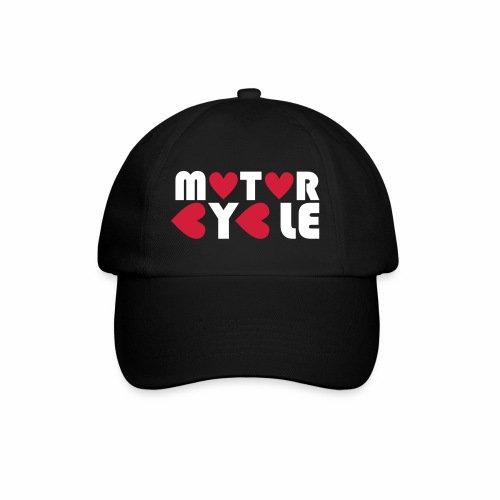 Cap - Motorcycle - Baseball Cap