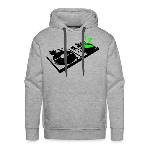 Street - Sweat-shirt à capuche Premium pour hommes