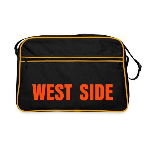 west side - Retro Bag