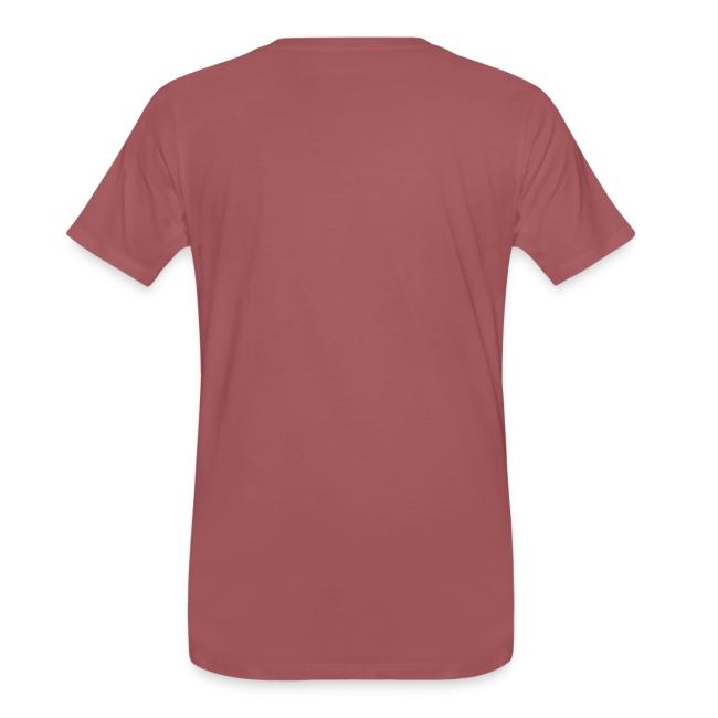Kitterine Superhero Men T-Shirt charcoal grey