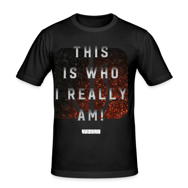 Who I Really Am Slim [Mens]