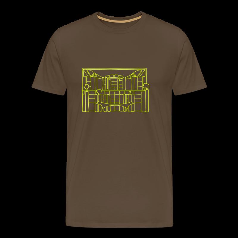 Waschmaschine (Kanzleramt) - Männer Premium T-Shirt