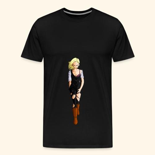 T-shirt homme C-18  - T-shirt Premium Homme