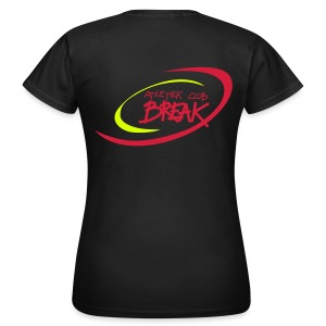 T-shirt ACBR dames  - Vrouwen T-shirt