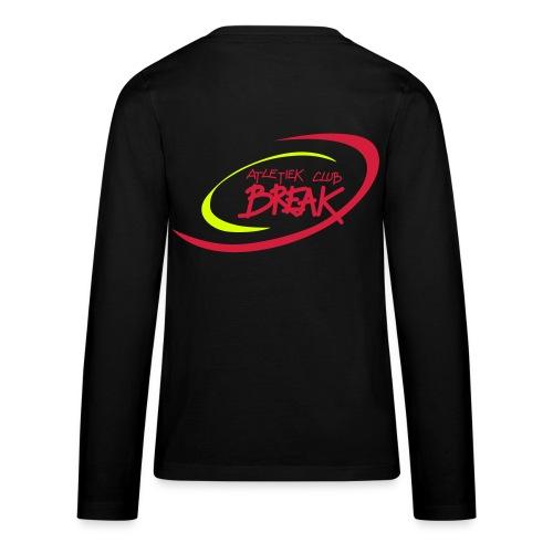 Longsleeve ACBR teenager - Teenager Premium shirt met lange mouwen