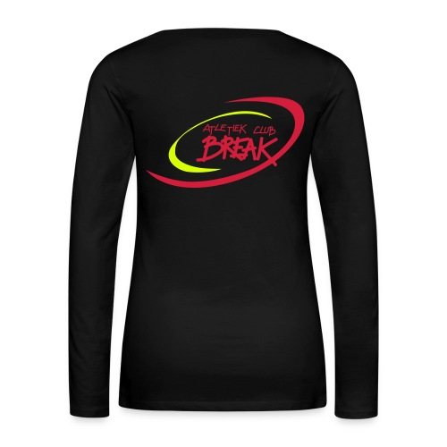 Longsleeve ACBR dames - Vrouwen Premium shirt met lange mouwen