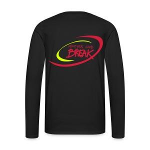 Longsleeve ACBR heren - Mannen Premium shirt met lange mouwen