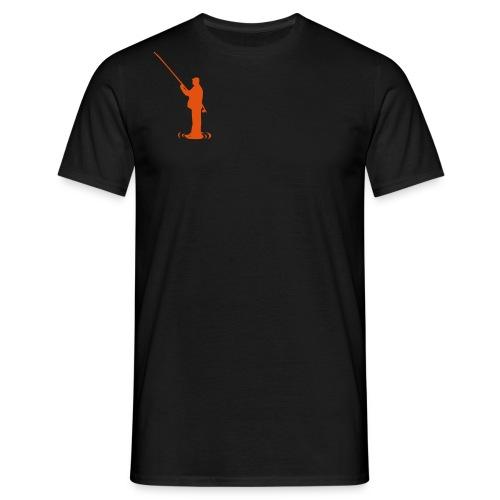 norskfiske - T-skjorte for menn