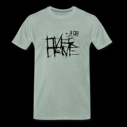 Overdrive - worse mix sucks (black) - Männer Premium T-Shirt