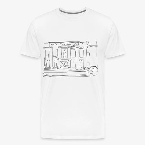 T-Shirt Dawn Plaza, La Bordelaise - T-shirt Premium Homme