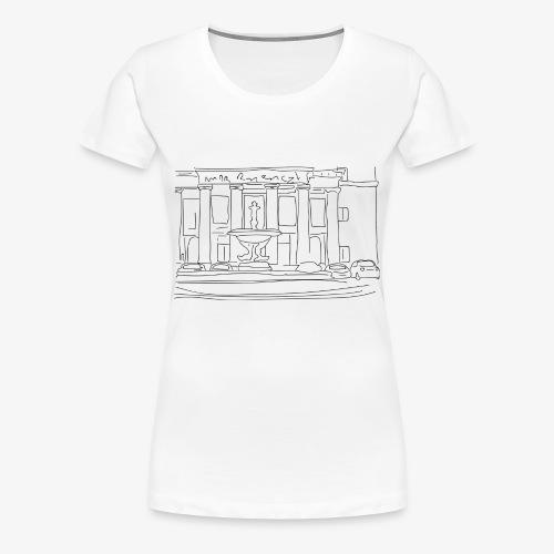 T-Shirt Dawn Plaza, La Bordelaise - T-shirt Premium Femme