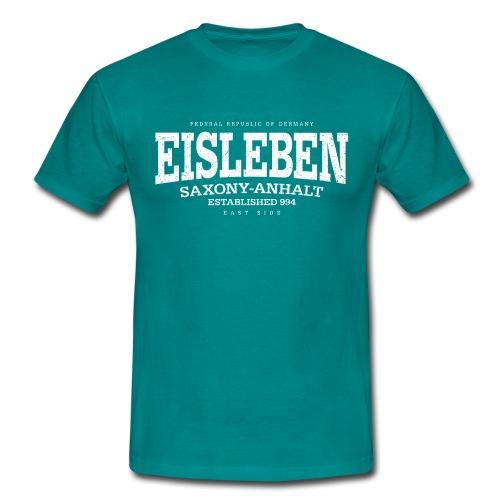 Eisleben (white oldstyle Edt. '13) - Männer T-Shirt