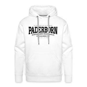 Paderborn (black Edt. '13) - Männer Premium Hoodie