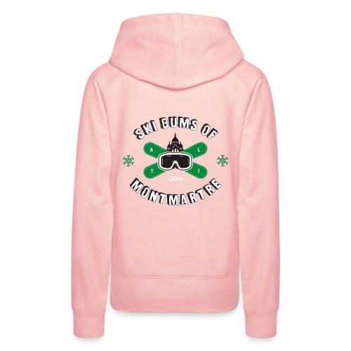 Sweat Femme - Sweat-shirt à capuche Premium pour femmes
