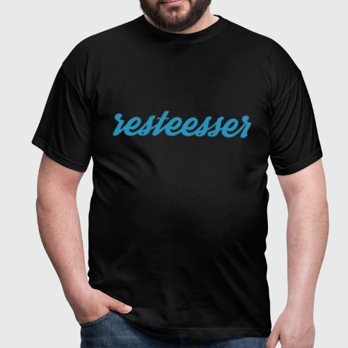 .resteesser - Männer T-Shirt